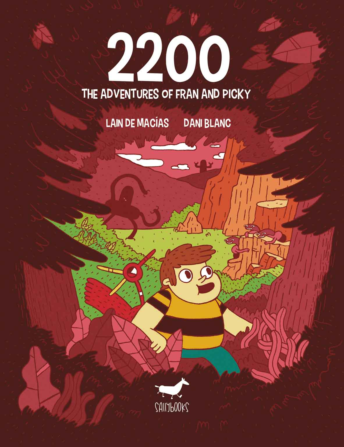 2200. THE ADVENTURES OF FRAN AND PICKY