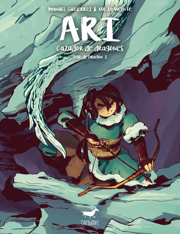 Ari, cazador de dragones. Sello de Dragón I
