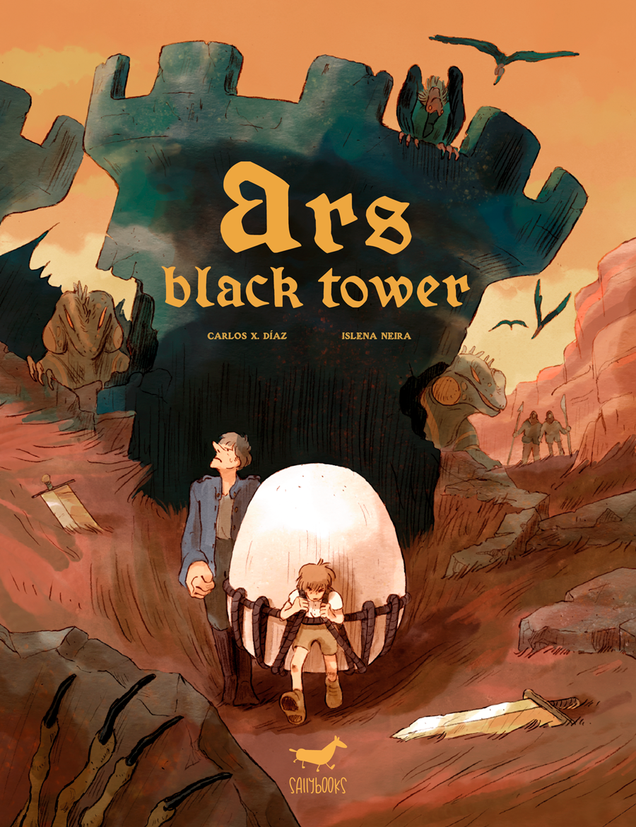 ARS BLACK TOWER
