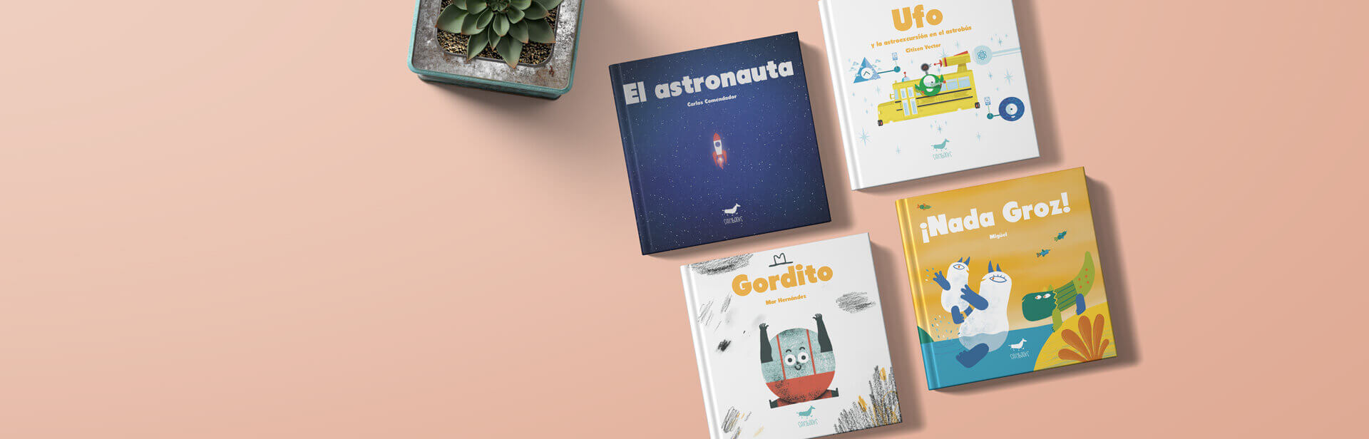 Álbum ilustrado Sallybooks