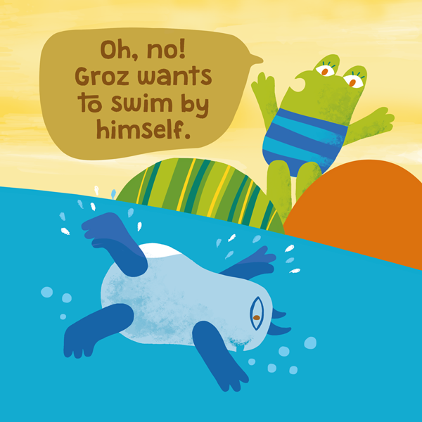 Swim Groz!