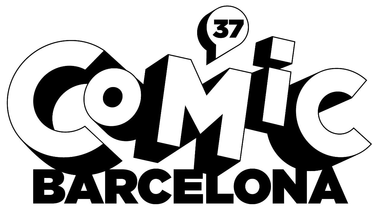 Logo del Comic Barcelona