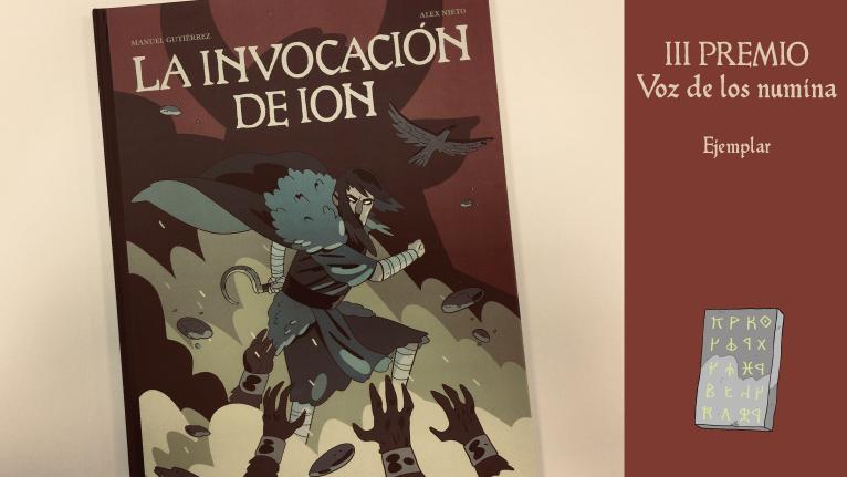 La invocación de Ion - Concurso - III premio