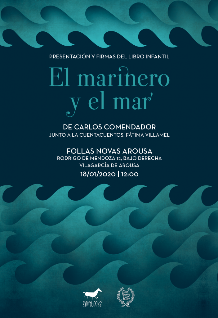 Presentación El marinero y el mar
