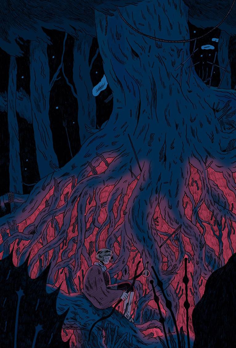 La bruja de Urdi
