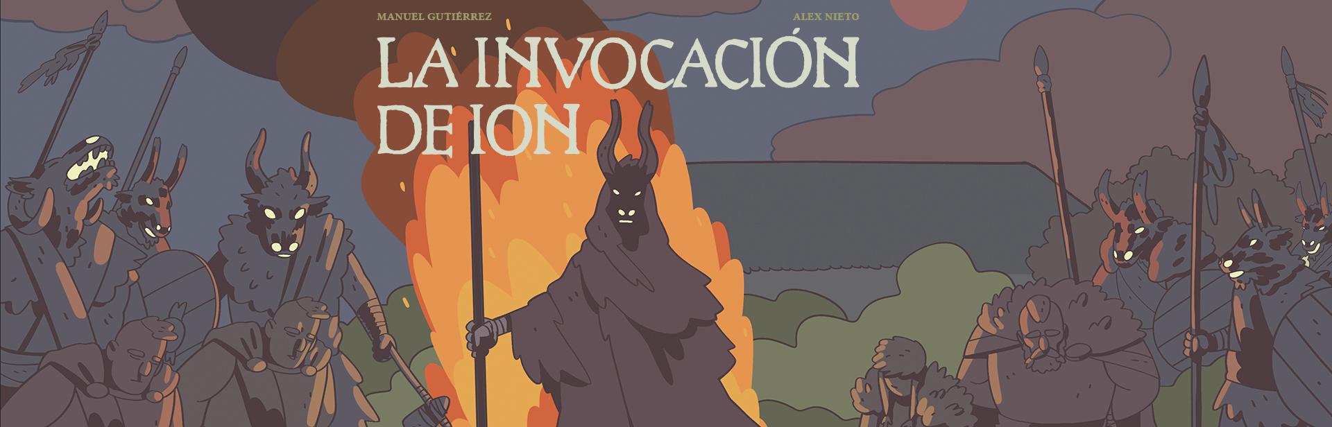 La invocación de Ion