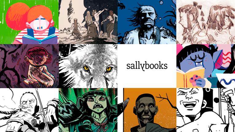 Plan editorial 2021 en Sallybooks