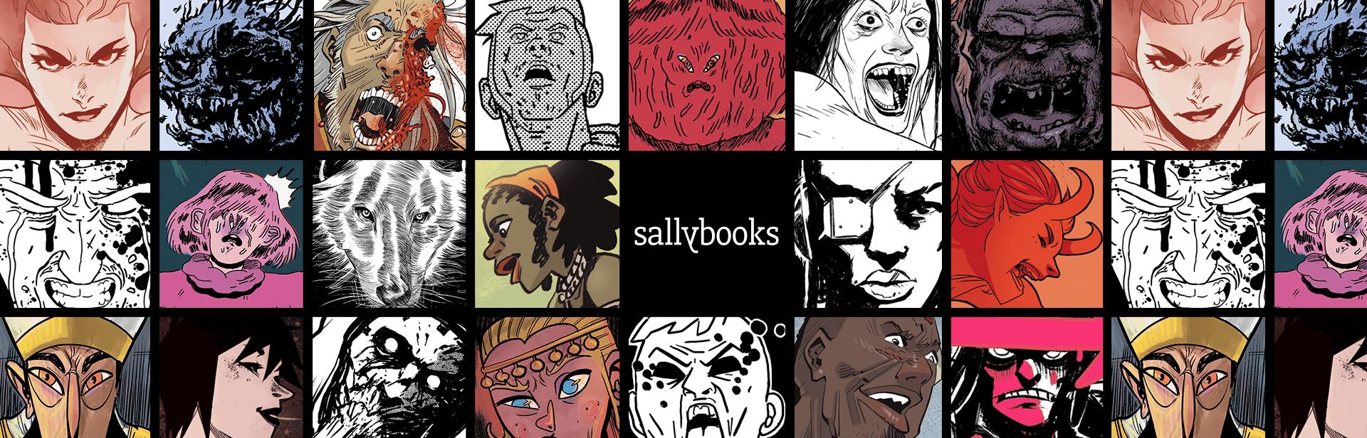 Nueva colección de cómics en Sallybooks